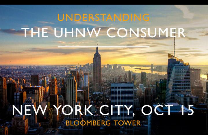 LS Keynote - Understanding the UHNW Consumer